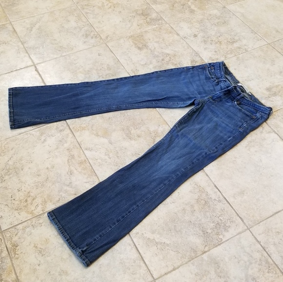 Abercrombie & Fitch Denim - Great Abercrombie & Fitch Stretch Boot Cut Madison
